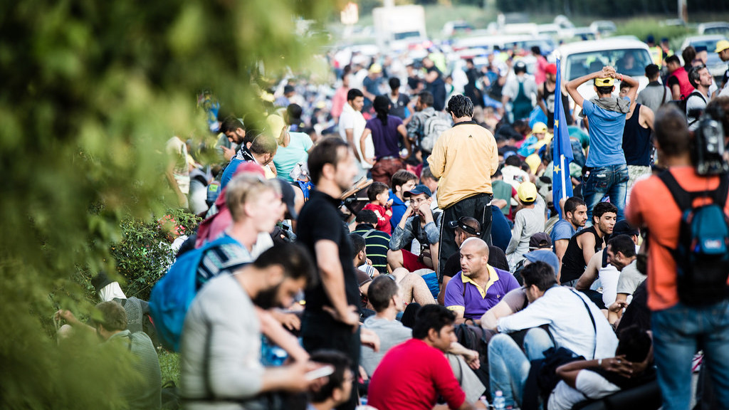 Refugees in Eastern Europe