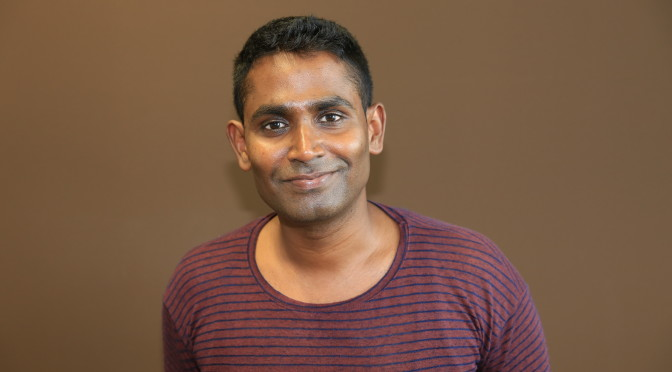 Matters founder Lawrence Rajendran: the Lego approach to scientific publishing